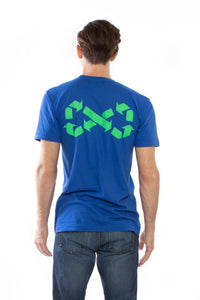 Save the Reef T-shirt (Blue)