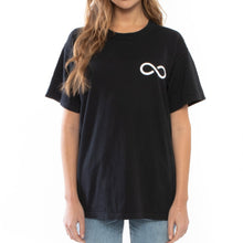 Load image into Gallery viewer, Karmagawa Classic T-shirt (Black)