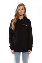 Load image into Gallery viewer, Infinity Logo Hoodie (Black)