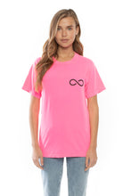 Load image into Gallery viewer, Karmagawa Classic T-shirt (Neon Pink)
