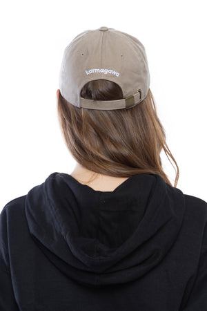 Infinity Dad Hat (Beige)