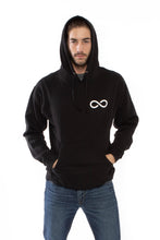 Load image into Gallery viewer, Classic Logo Hoodie (Black)