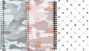 Lauren and Johnny 3-pack Journals