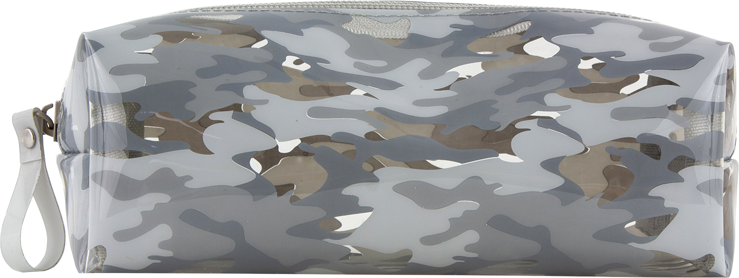 Johnny Camouflage Pencil Pouch