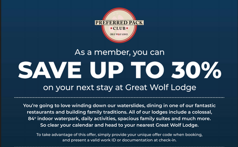 GOLF WOLF LODGE