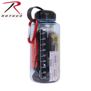 Rothco Water Bottle Survival Kit