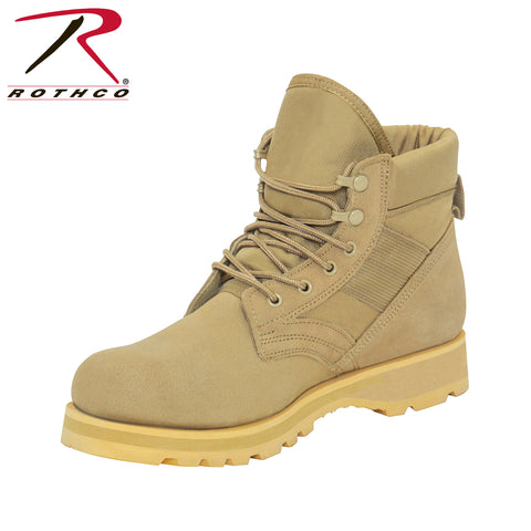 Military Combat Work Boots
