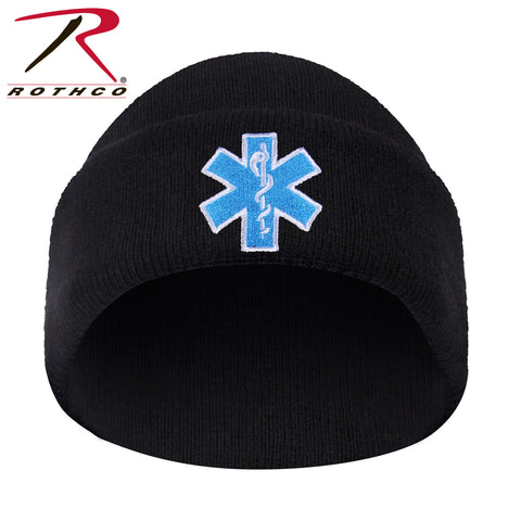 Star of Life EMT Watch Cap