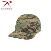 Kid's Adjustable Camo Cap