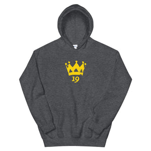 19 Times Crown Liverpool Hoody