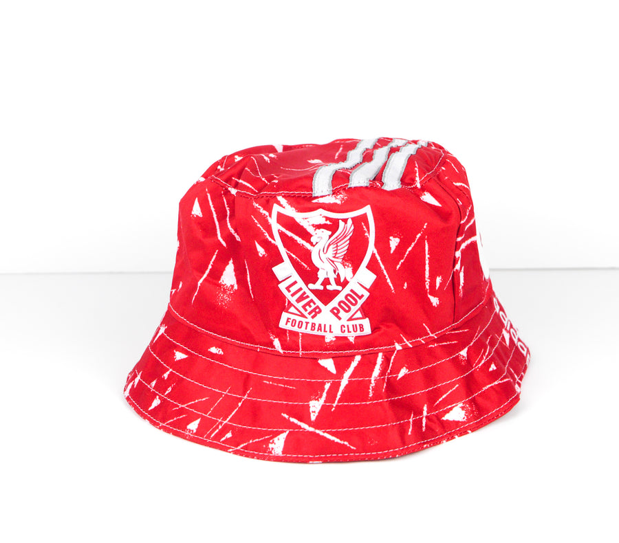 Liverpool Candy Red Bucket Hat