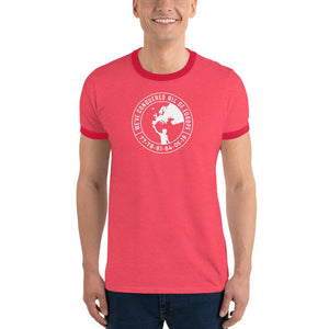 Conquered All of Europe Liverpool T-Shirt - Ringer-Kop Clobber