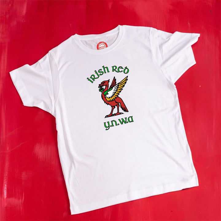 Irish Liverpool T-Shirt-Kop Clobber