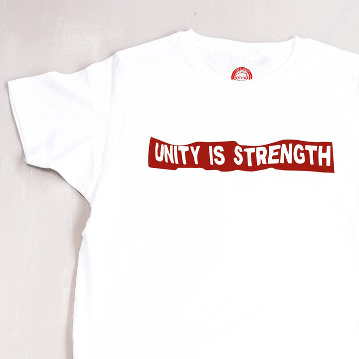 Unity is Strength Liveprool T-Shirt-Kop Clobber