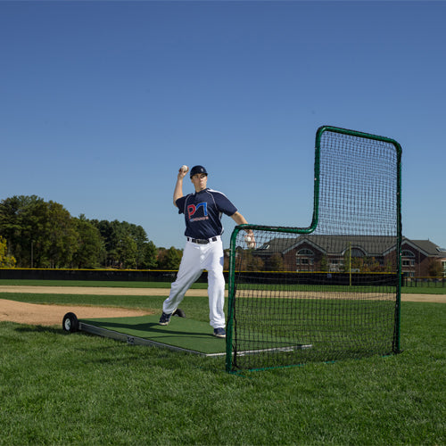 Baseball & Softball L-Screens - Protective Screens