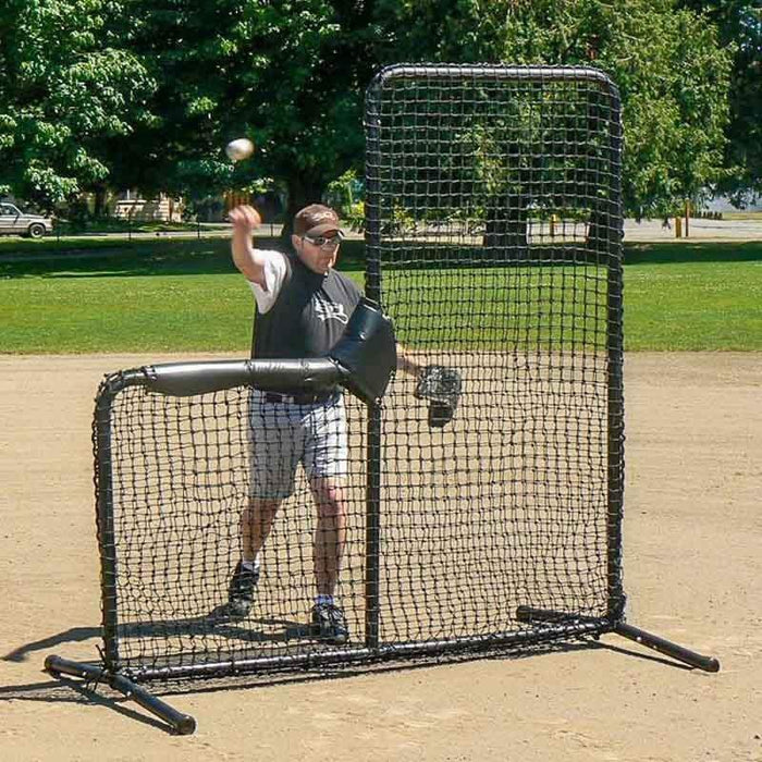 10-Foot Wide Batting Cage System