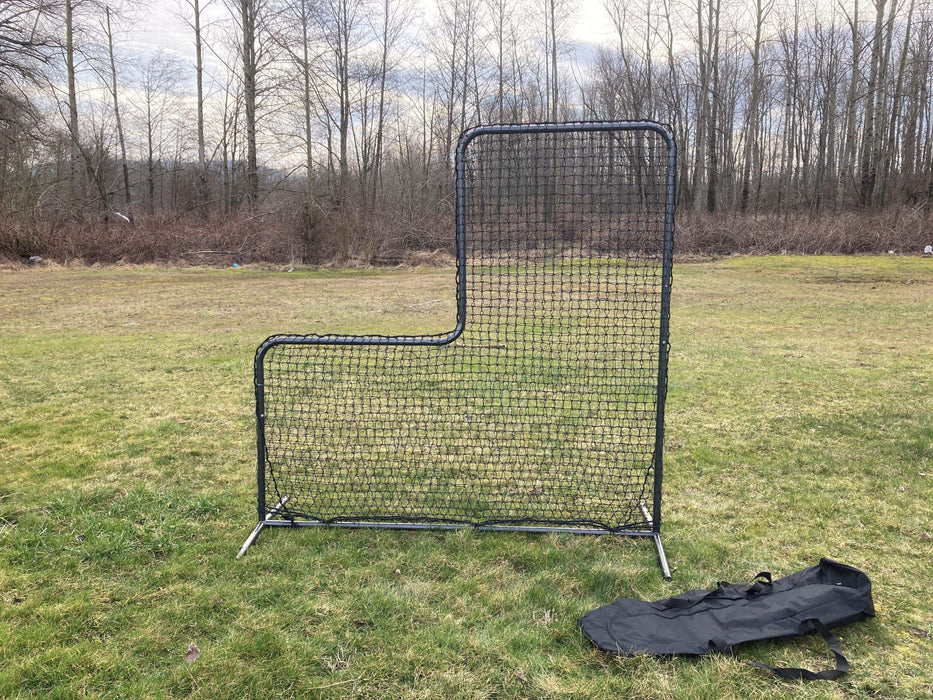Copy of Standard Baseball Protective L-Screen and Net