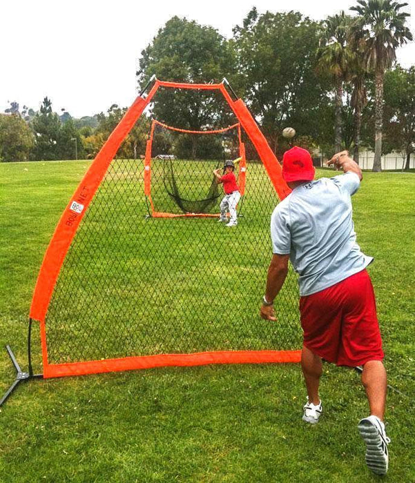 Bownet Travel Pitching Screen