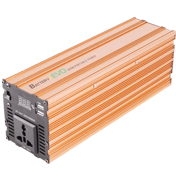 300W Slim Portable Power Station 220 V / 50Hz