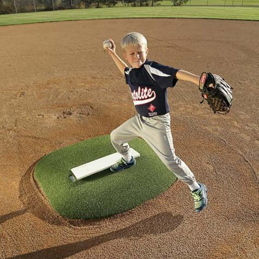 "PORTOLITE Pitching Mound 31-clay Portolite 4"" Stride Off Game Mound"