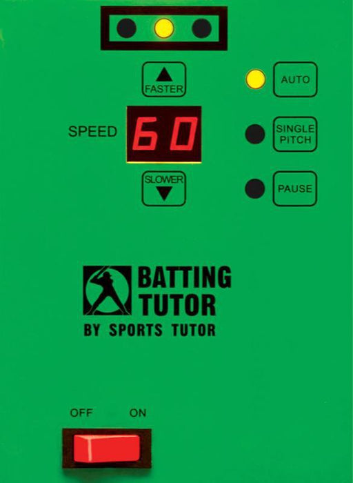 Sports Tutor Batting Tutor Pitching Machine Baseball