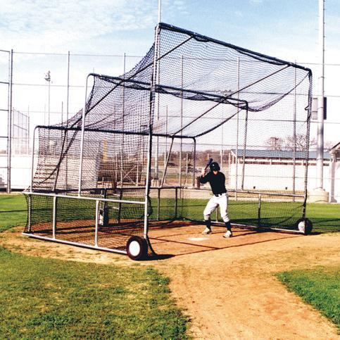 BS 4000 Portable Batting Cage