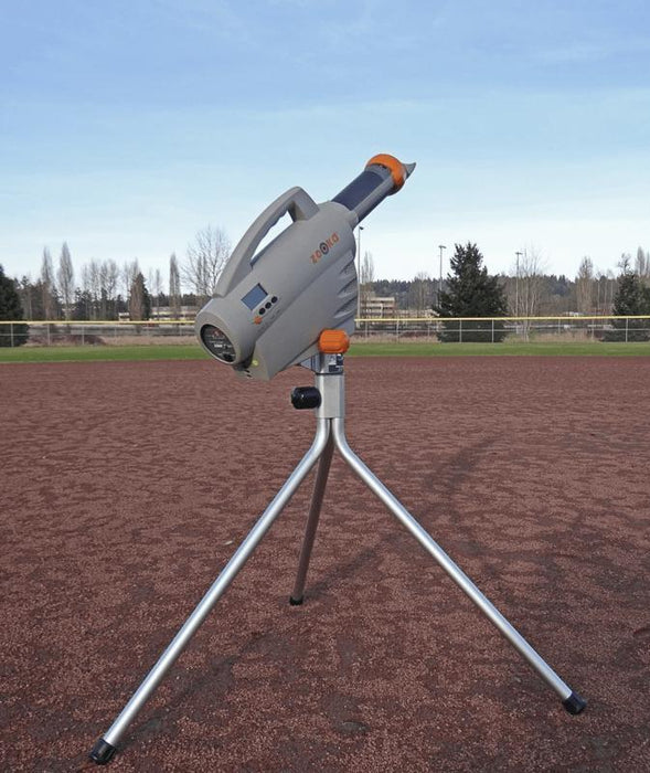 Zooka ZS720 Personal Pitching Machine Short
