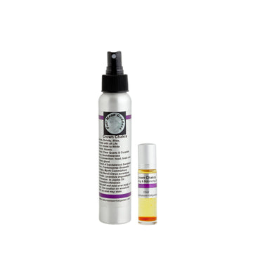 Chakra Mister or Roll-On, Crown