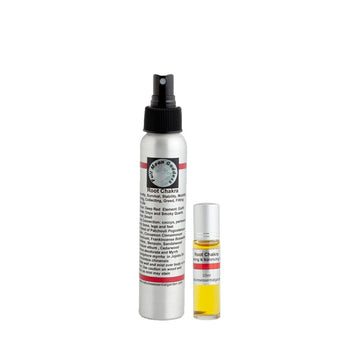 Chakra Mister or Roll-On, Root