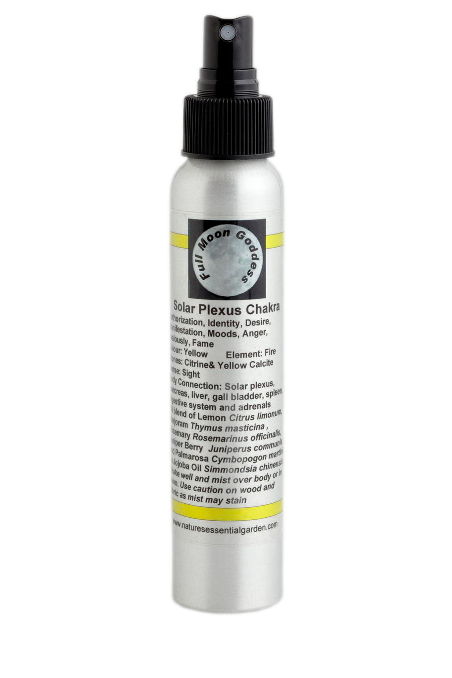Chakra Mister or Roll-On, Solar Plexus