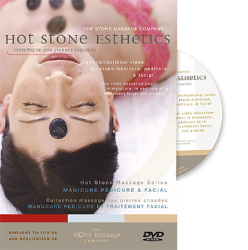DVD - Hot Stone Esthetics, digital download or physical DVD option