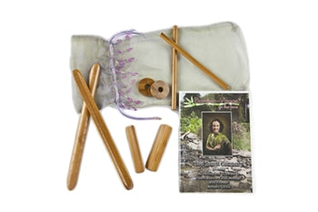 Bamboo Fusion Facial Kit with DVD