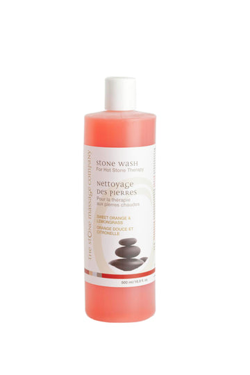 Stone Care Sweet Orange & Lemon Grass Stone Wash - 500 ml
