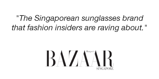 Rocket Eyewear The Singaporean Sunglasses brand that fashion insiders are raving about Harpers Bazaar