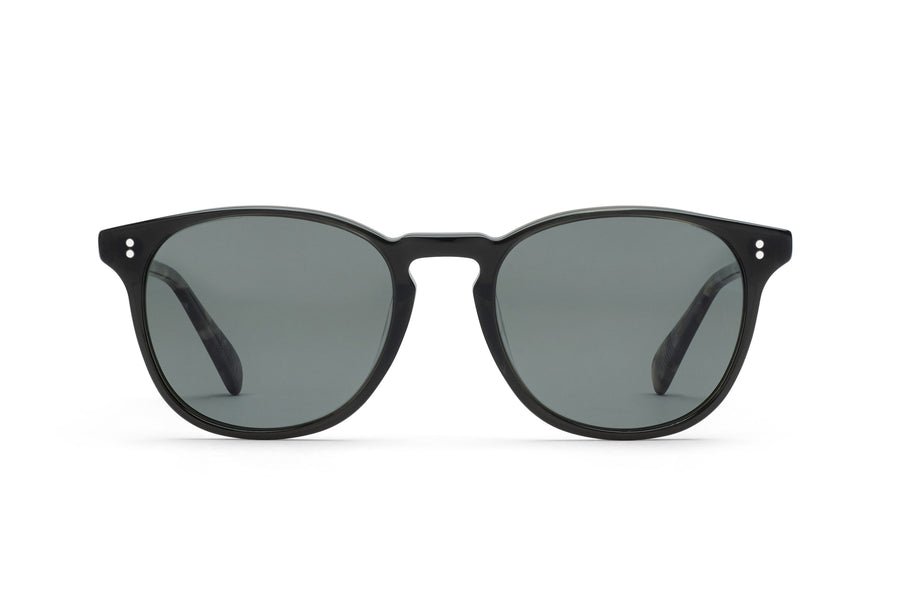 Rocket MTO P3 Classic Charcoal Black & Marble Tortoise with Grey Polarized Lenses (Tortoise Returns)