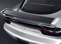 RX7 FD3S Mazdaspeed Rear Spoiler Carbon