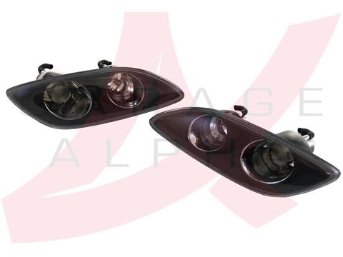 Mazda RX-7 [FD3S] 99Spec JDM Front Bumpers Lights / Turn Signals - Clear Lenses