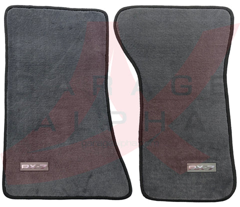 Mazda RX-7 [FC3S] LHD Floor Mats - OEM Style