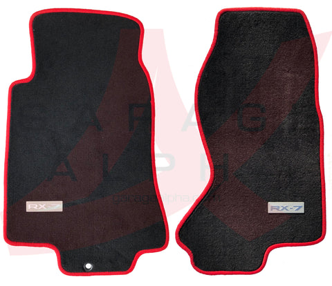 Mazda RX-7 [FD3S] LHD Floor Mats - OEM Style