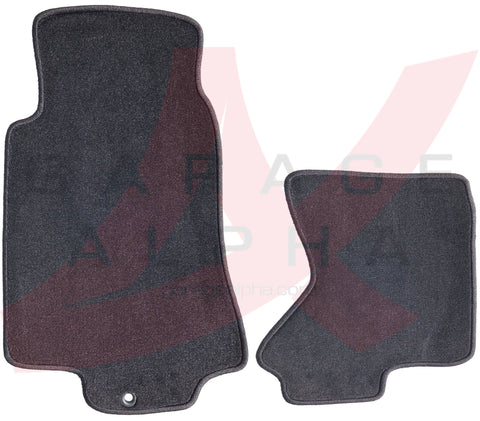 Mazda RX-7 [FD3S] LHD Floor Mats - Shorty Style