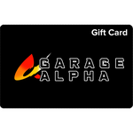 Garage Alpha Gift Card