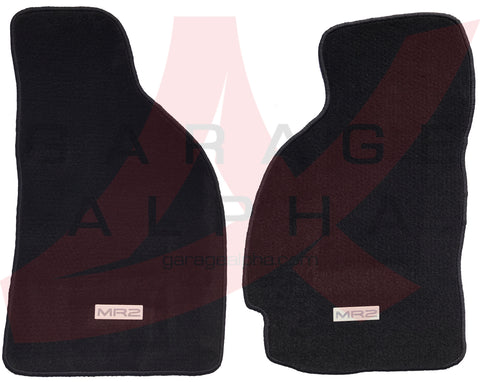 Toyota MR2 [SW20] LHD Floor Mats - OEM Style