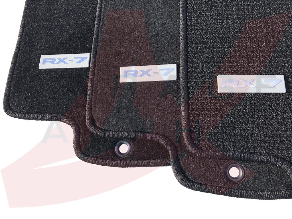 Mitsubishi 3000gt Z16a Lhd Floor Mats Oem Style Garage Alpha