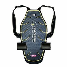 FORCEFIELD BODY ARMOUR BLADE L2 BACK PROTECTOR CE LEVEL 2 SIZE XS