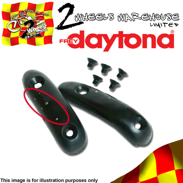 DAYTONA BOOTS REPLACEMENT REINFORCED HARD METAL TOE SLIDERS