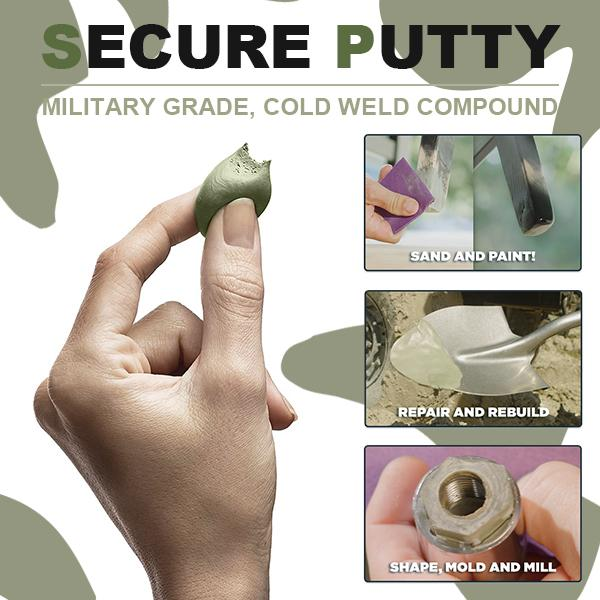 Secure Putty
