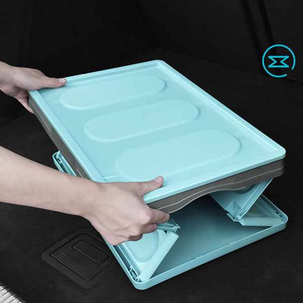 Awsgtdrtg Car Foldable Storage Box