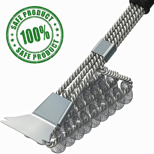Super Barbecue Cleaning Brush