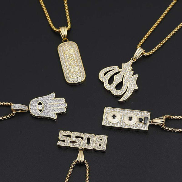 Hip Hop Necklace