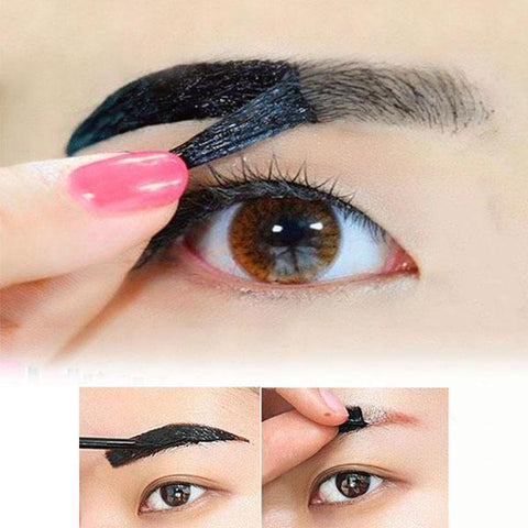 Waterproof Dye Eyebrow Cream